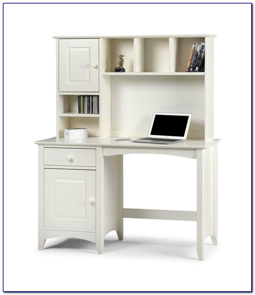 Mallory Study Desk With Hutch