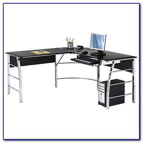 Mezza L Shaped Desk