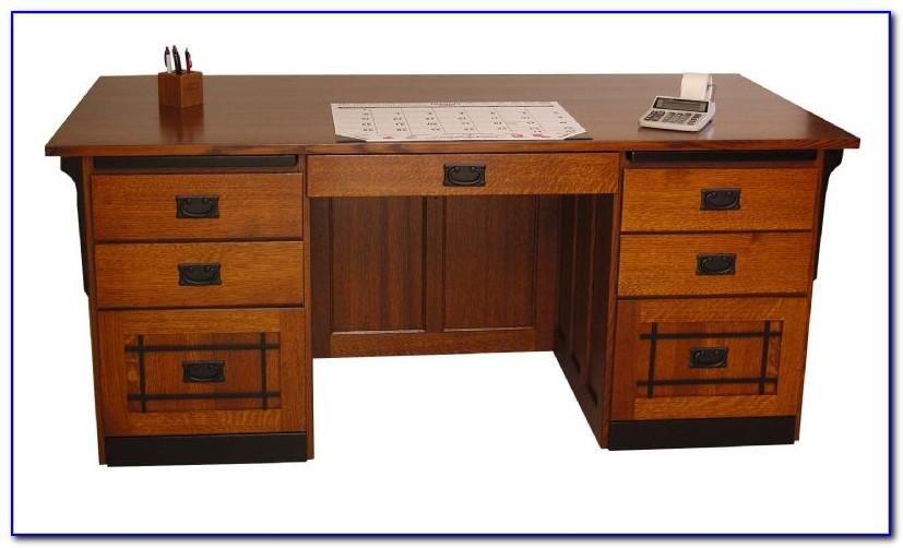 Mission Style Secretary Desk Plans