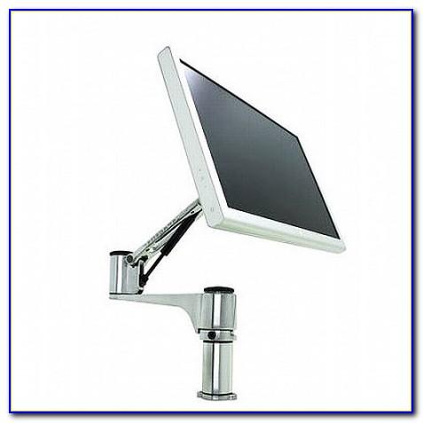 Monitor Keyboard Swing Arm Desk Mount