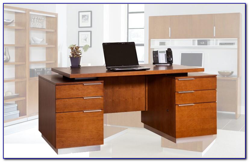 National Office Furniture Executive Desk