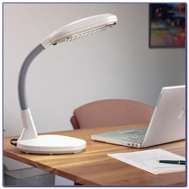 Natural Full Spectrum Desk Lamp