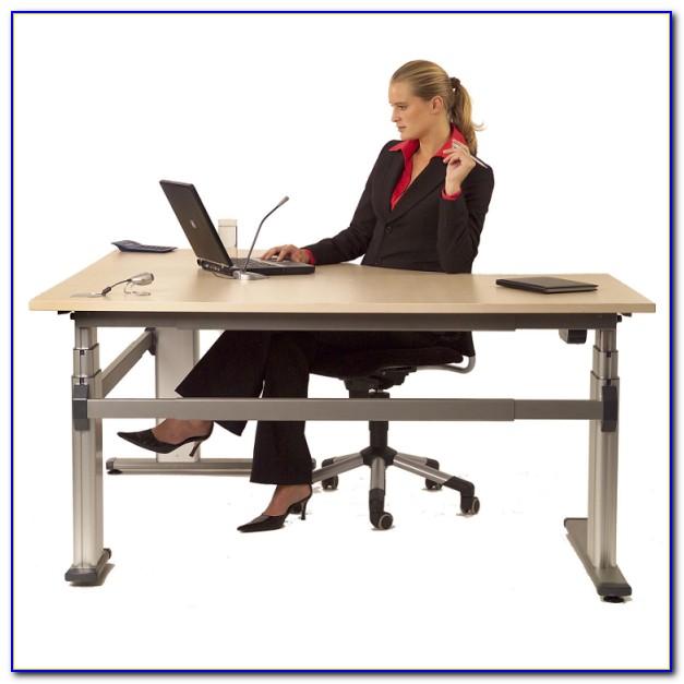 Office Desk Adjustable Height