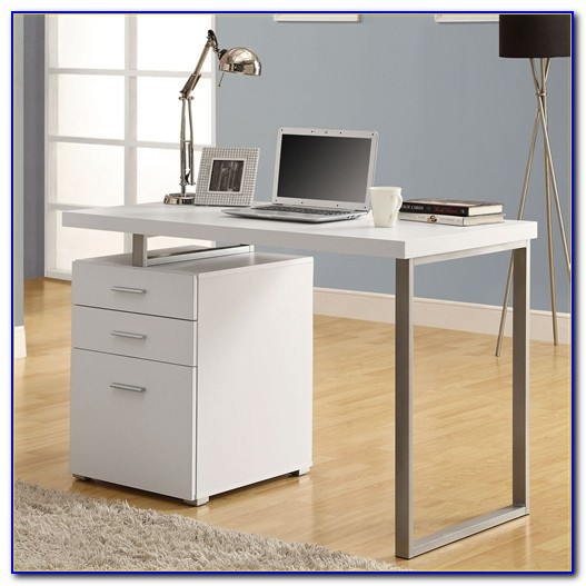 Office Desk With Filing Drawers