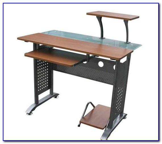 Officemax Black Computer Desk