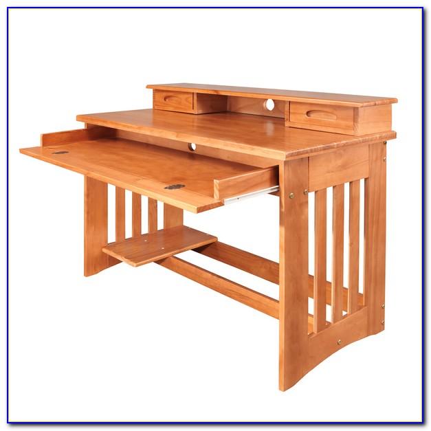 Pine Desk With Hutch Australia