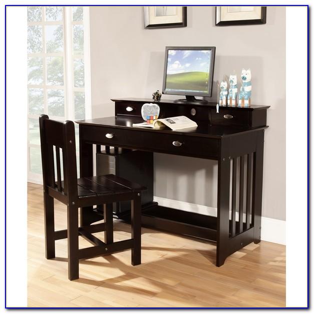 Pine Desk With Hutch Melbourne