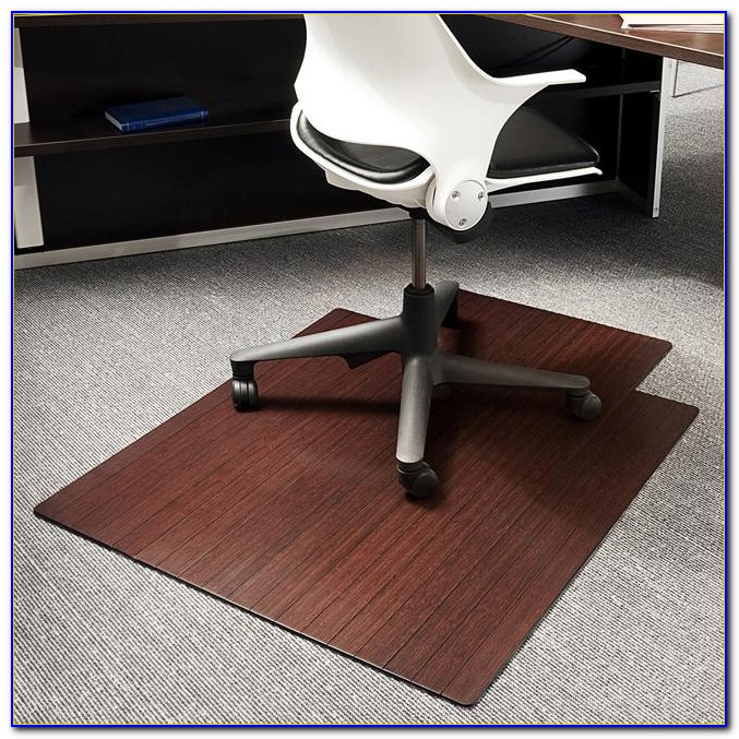 Plastic Desk Chair Floor Mats