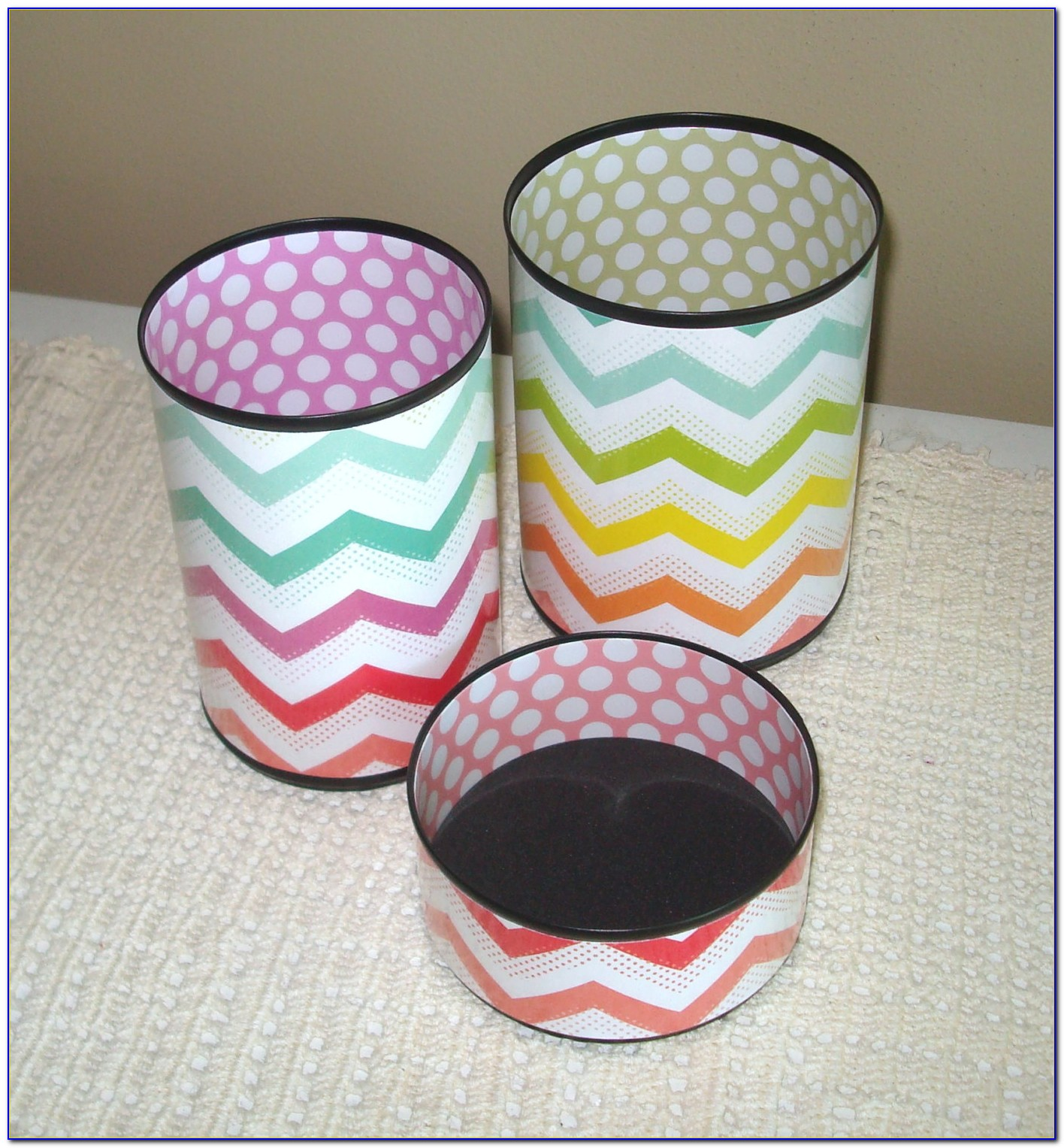 Polka Dot Office Accessories