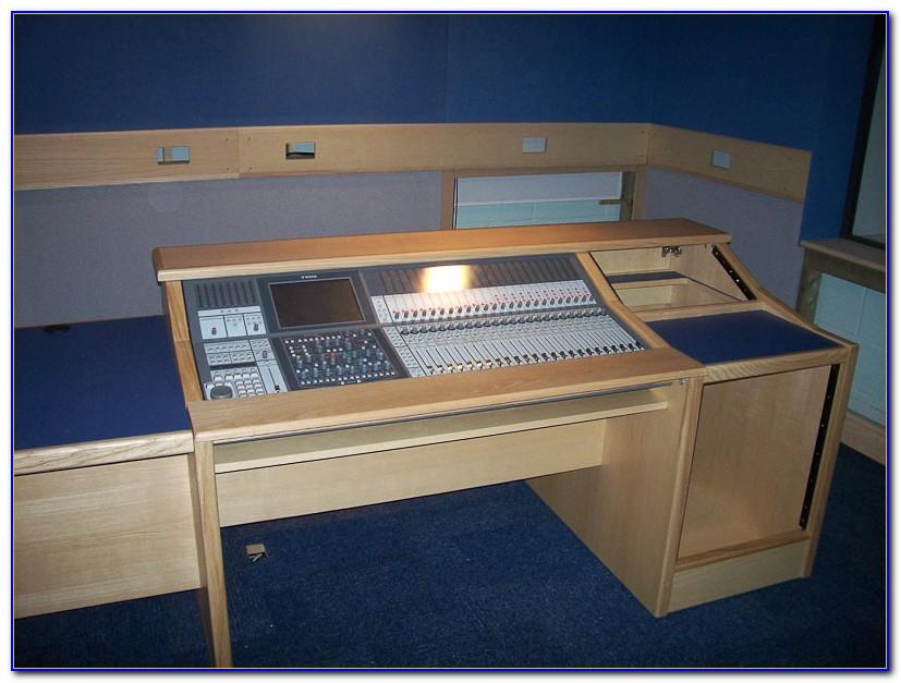 Professional Recording Studio Workstation Desk