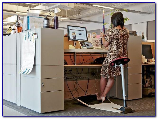 Proper Ergonomics For Stand Up Desk