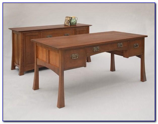 Real Wood Desks For Home Office