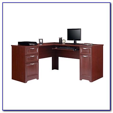 Realspace L Shaped Desk