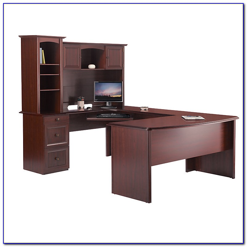 Realspace Marbury L Shaped Desk