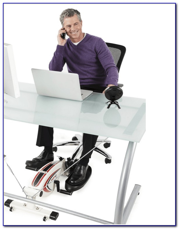 Recumbent Exercise Bike Under Desk