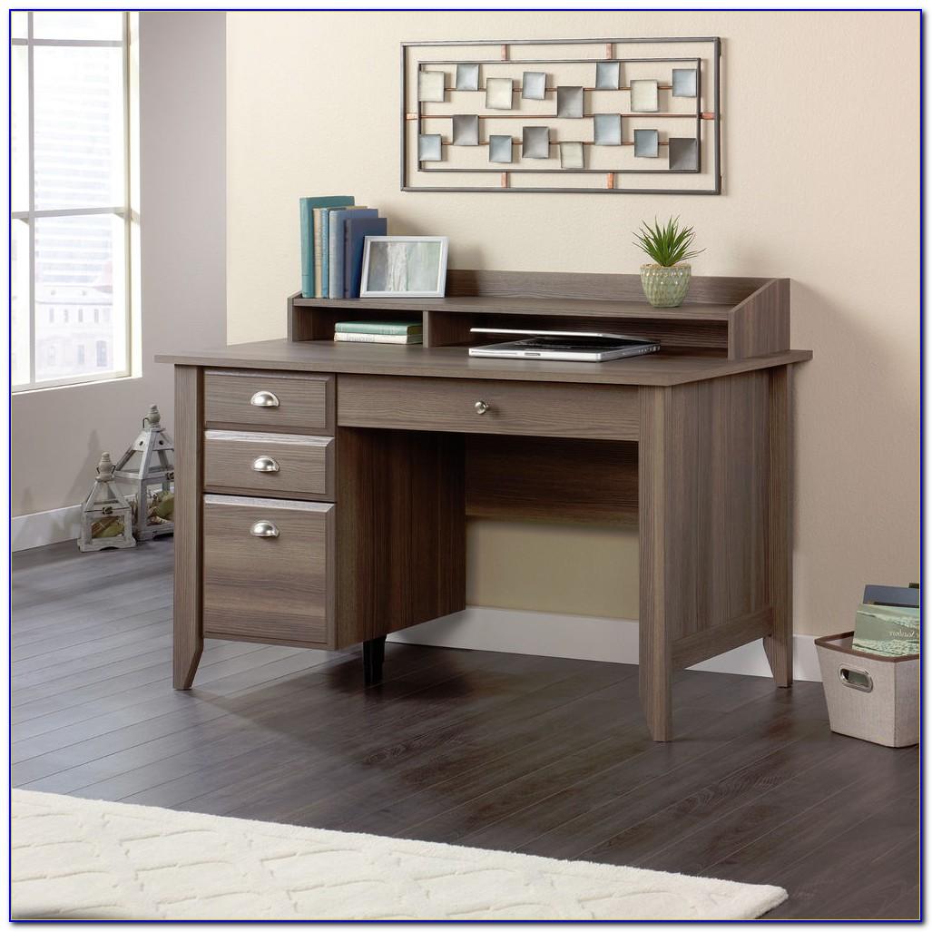 Sauder Conrad Computer Desk And Hutch