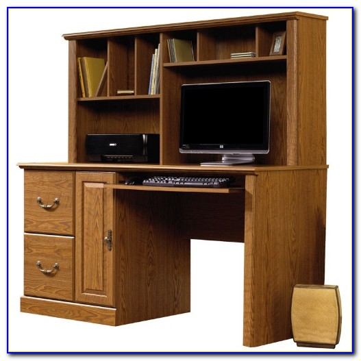 Sauder Shoal Creek Desk And Hutch