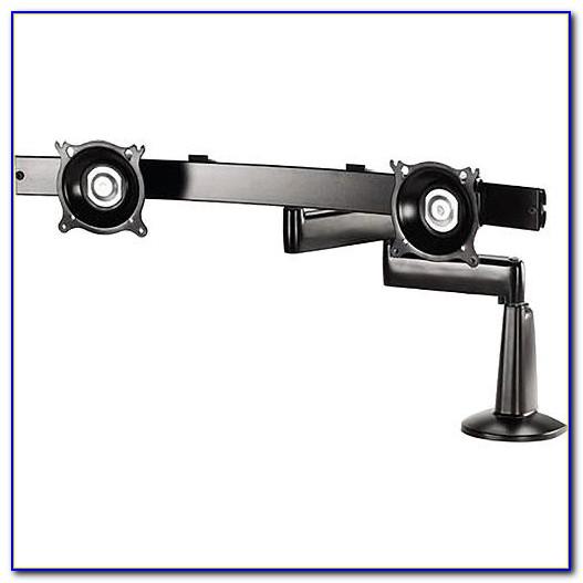 Single Monitor Swing Arm Desk Mount