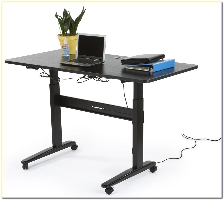 Sit Stand Desk Non Electric