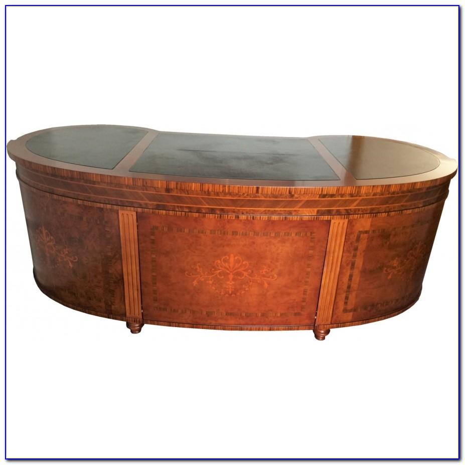 Solid Wood Executive Office Desks