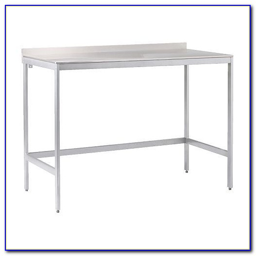 Stainless Steel Desk Top Ikea