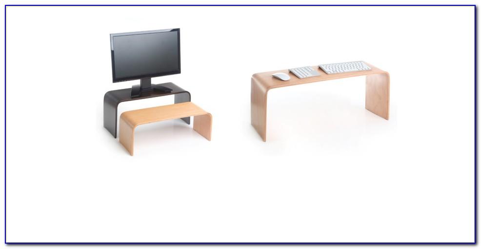 Stand Up Desk Monitor Riser