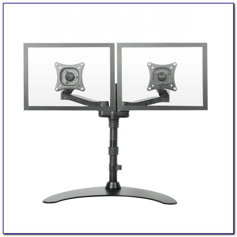 Standing Desk Monitor Mount