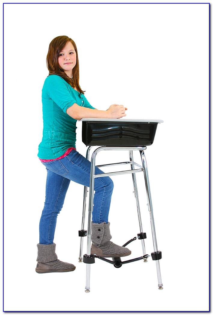 Standing Desk That Sits On Top Of Regular Desk