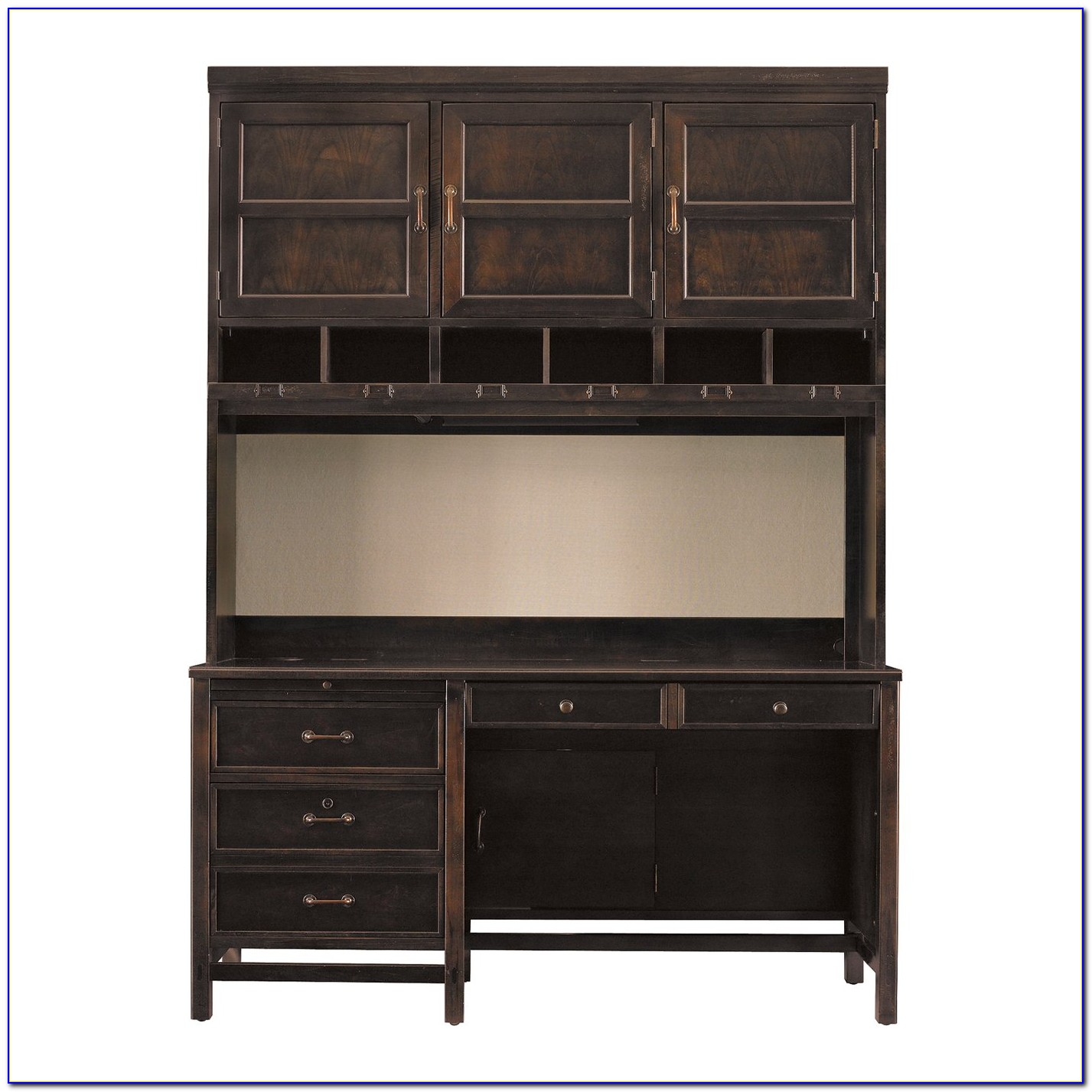 Stanley Desk And Hutch