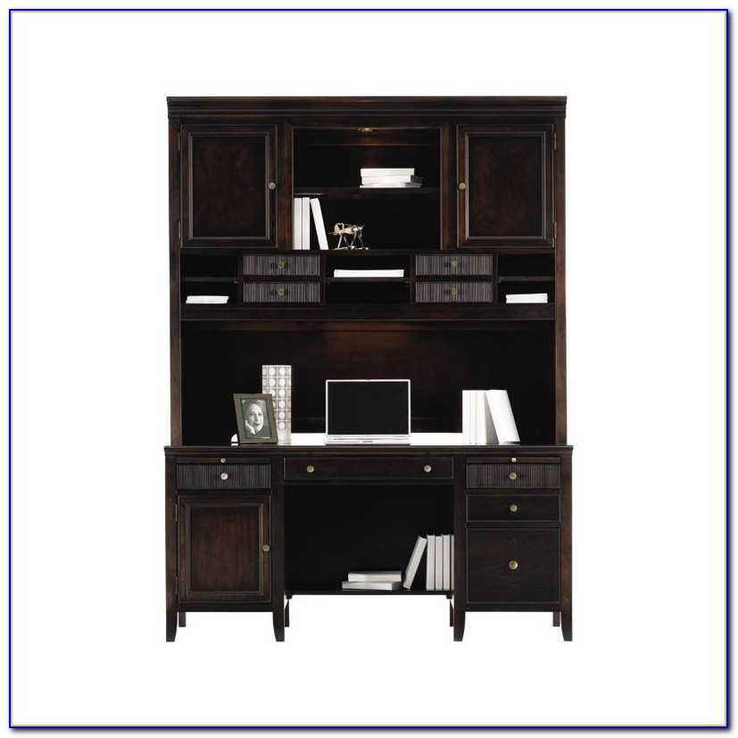 Stanley Young America Desk And Hutch
