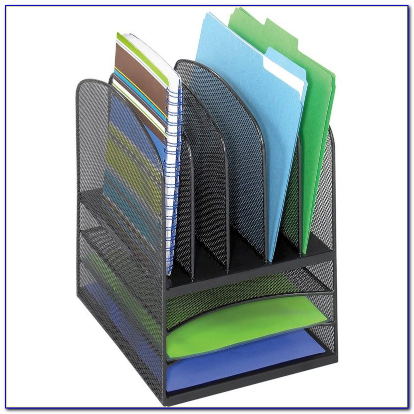 Staples Desktop File Holder
