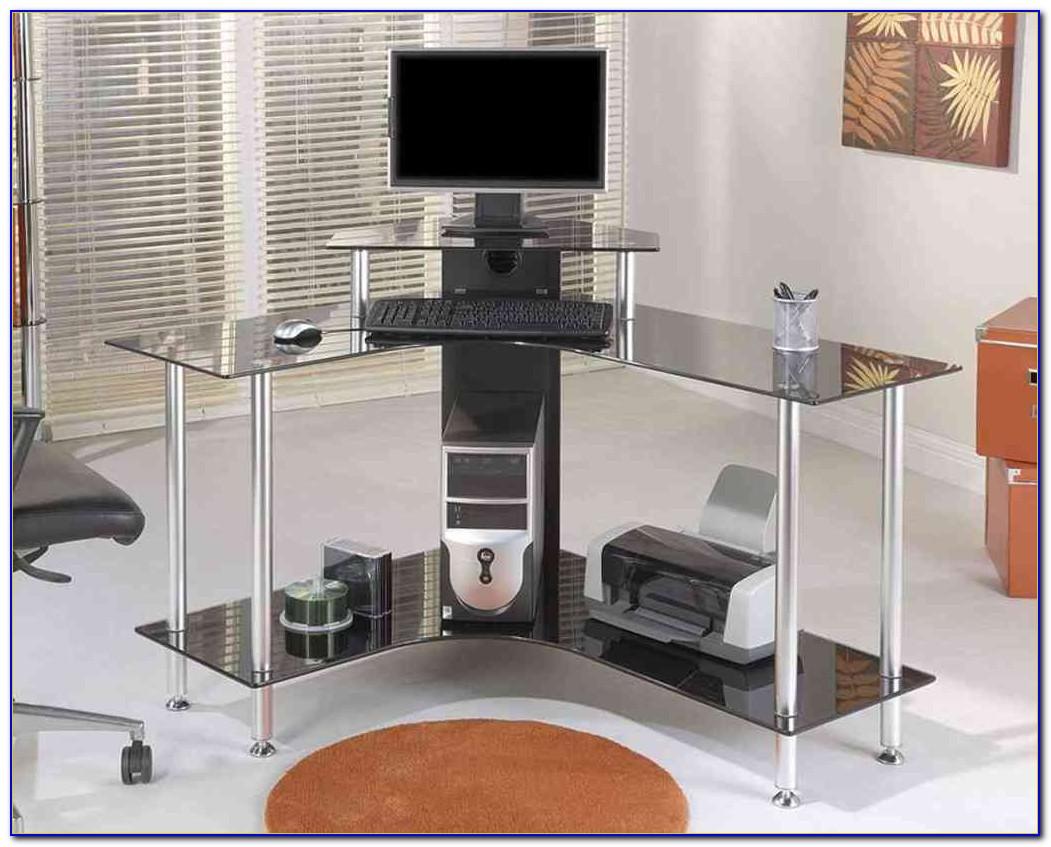 Staples Easy2go Corner Computer Desk