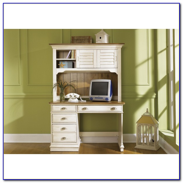 Student Desk And Hutch Set