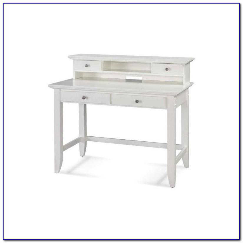 Student Desk And Hutch White