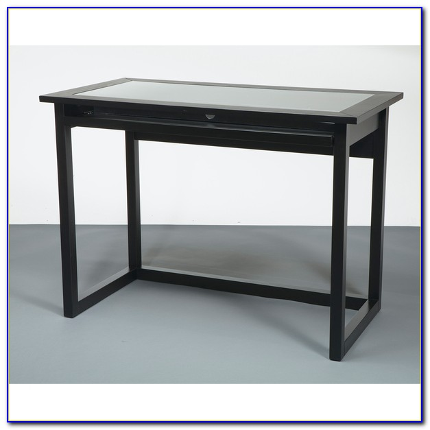 Tempered Glass Desk Top