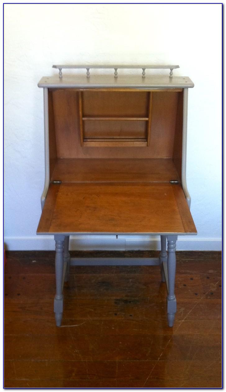 Vintage Drop Down Desk