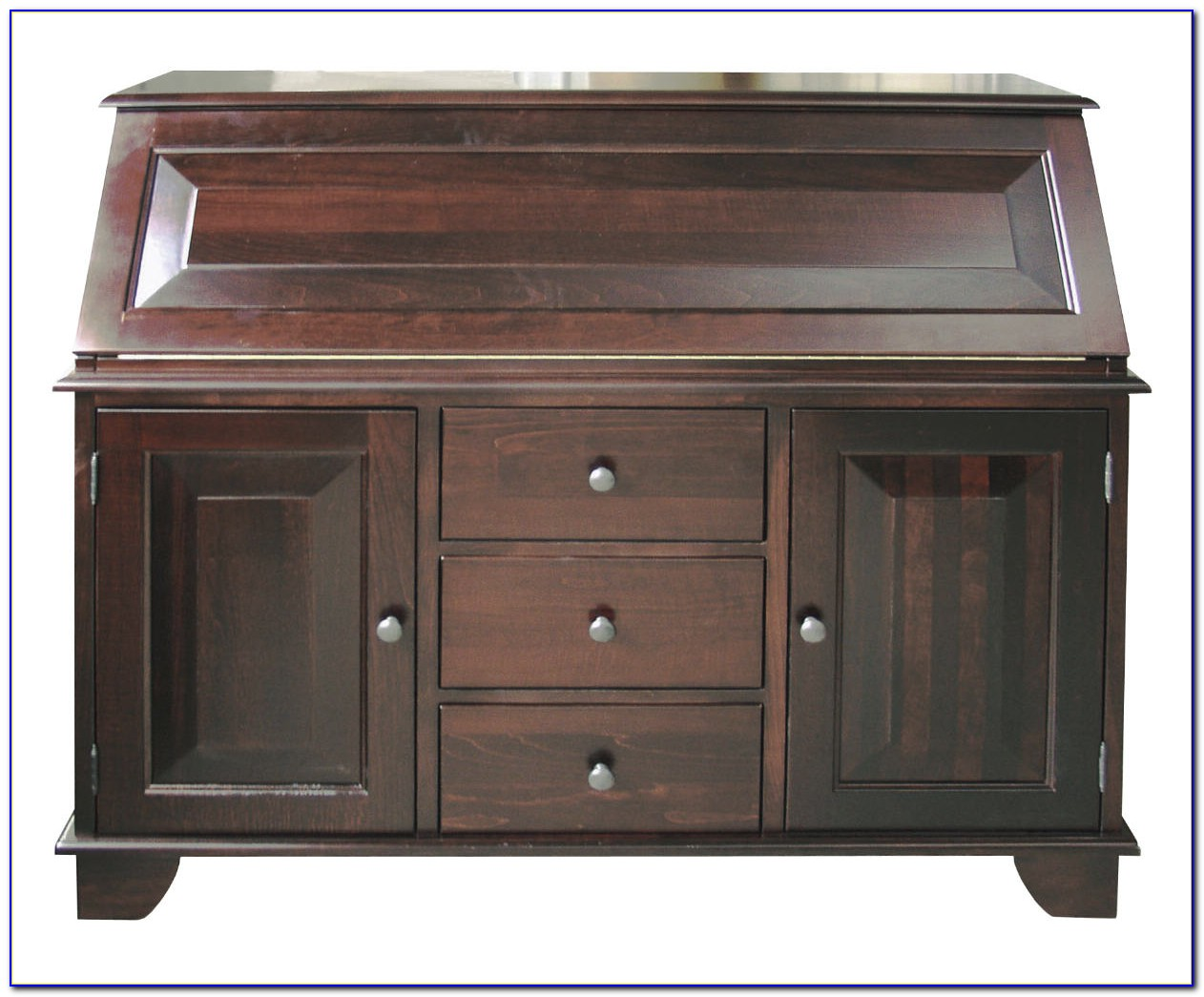 Whalen Hampton Bay Drop Lid Secretary Desk