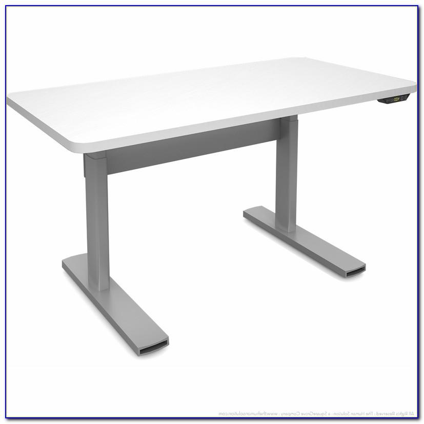 Actiforce Height Adjustable Workstation Desk