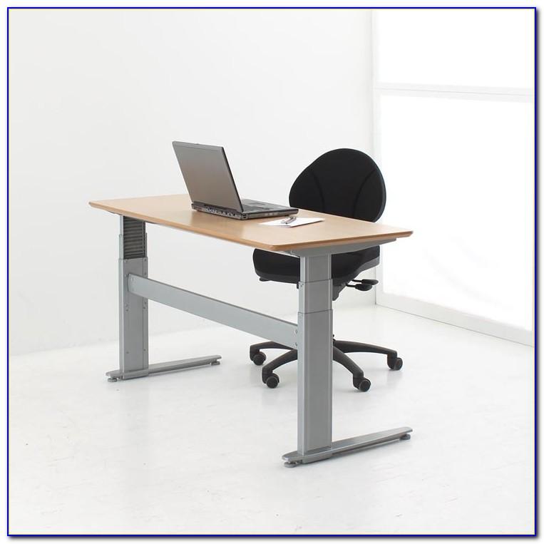Adjustable Height Desk Standing Sitting