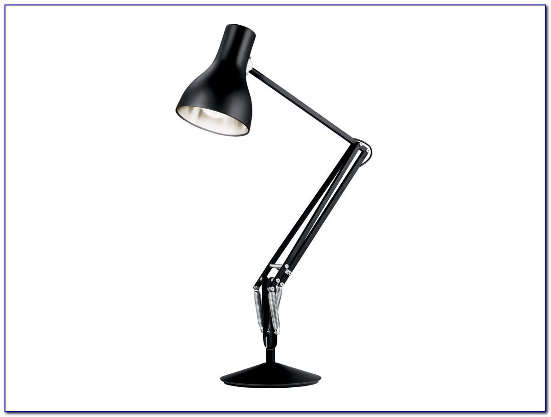Anglepoise Type 75 Desk Lamp Black