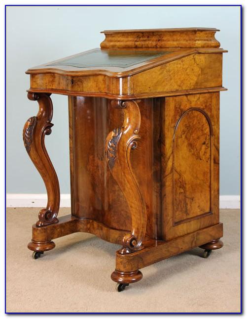Antique Davenport Writing Desk