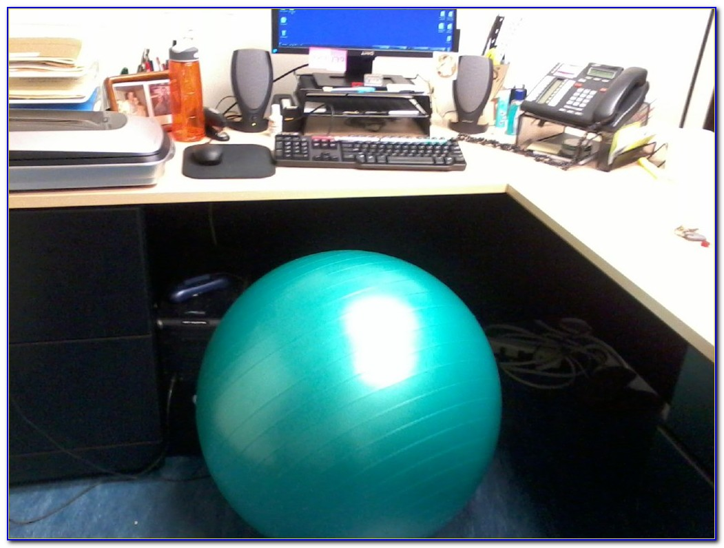 Benefits Of Yoga Ball At Desk