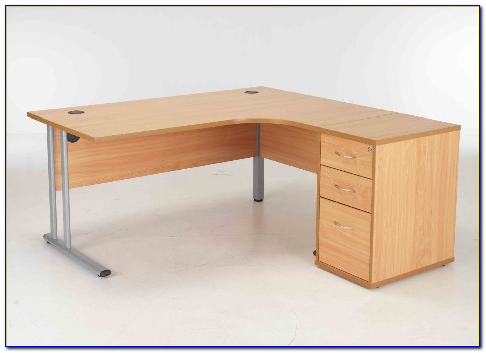 Bestar Hampton Corner Desk Uk