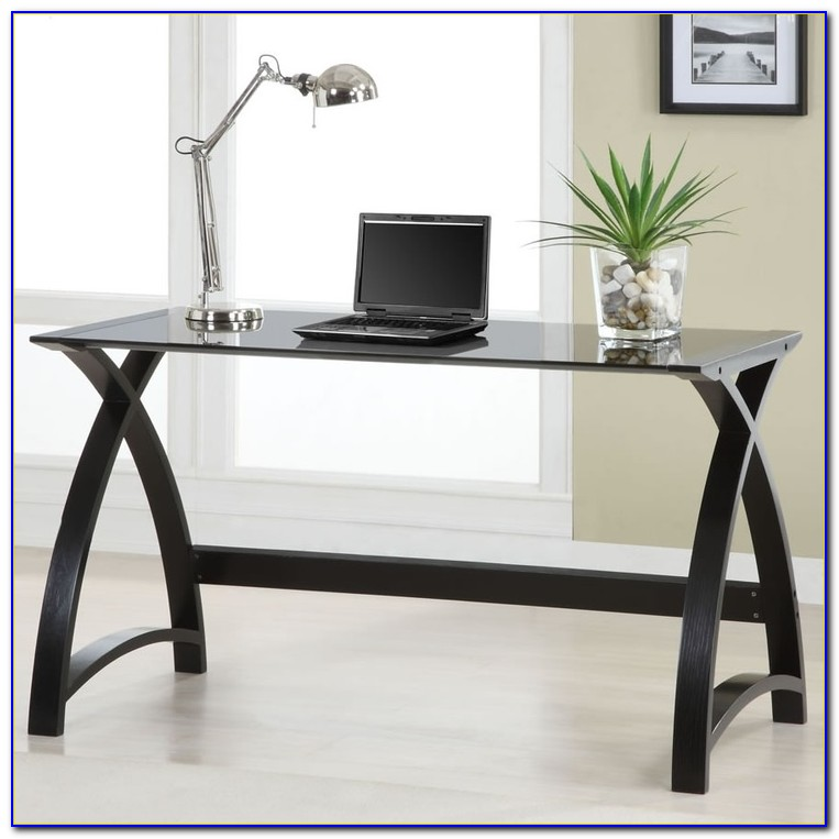 Black Ash Computer Desk Uk