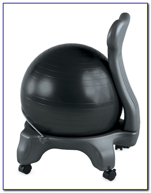 Bosu Ball For Desk Chair