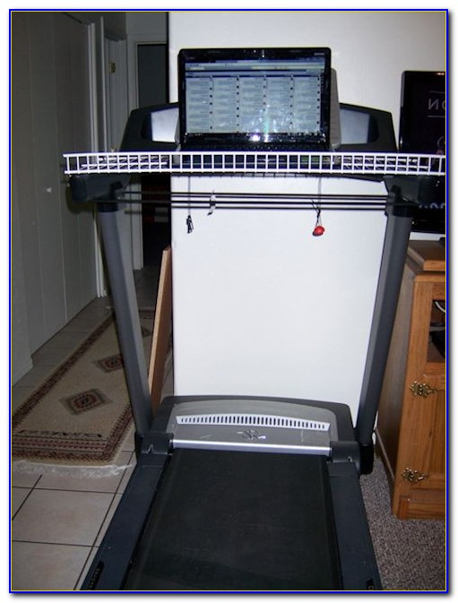 Build A Treadmill Desk