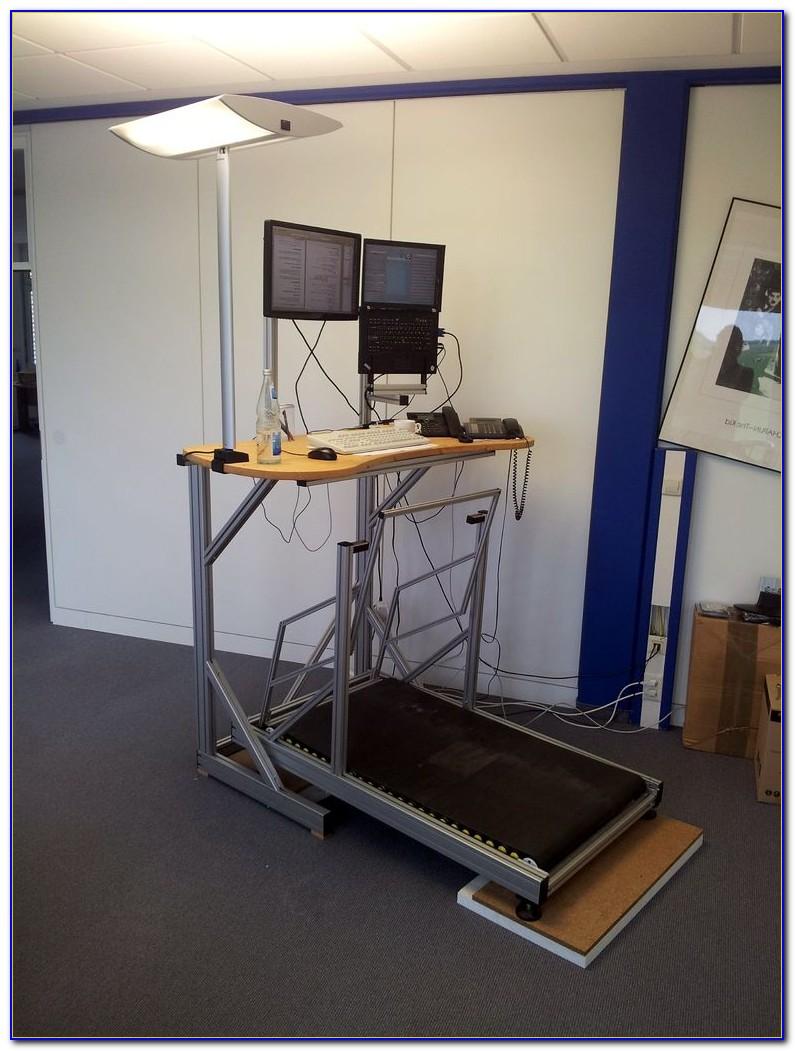 Build A Walking Desk