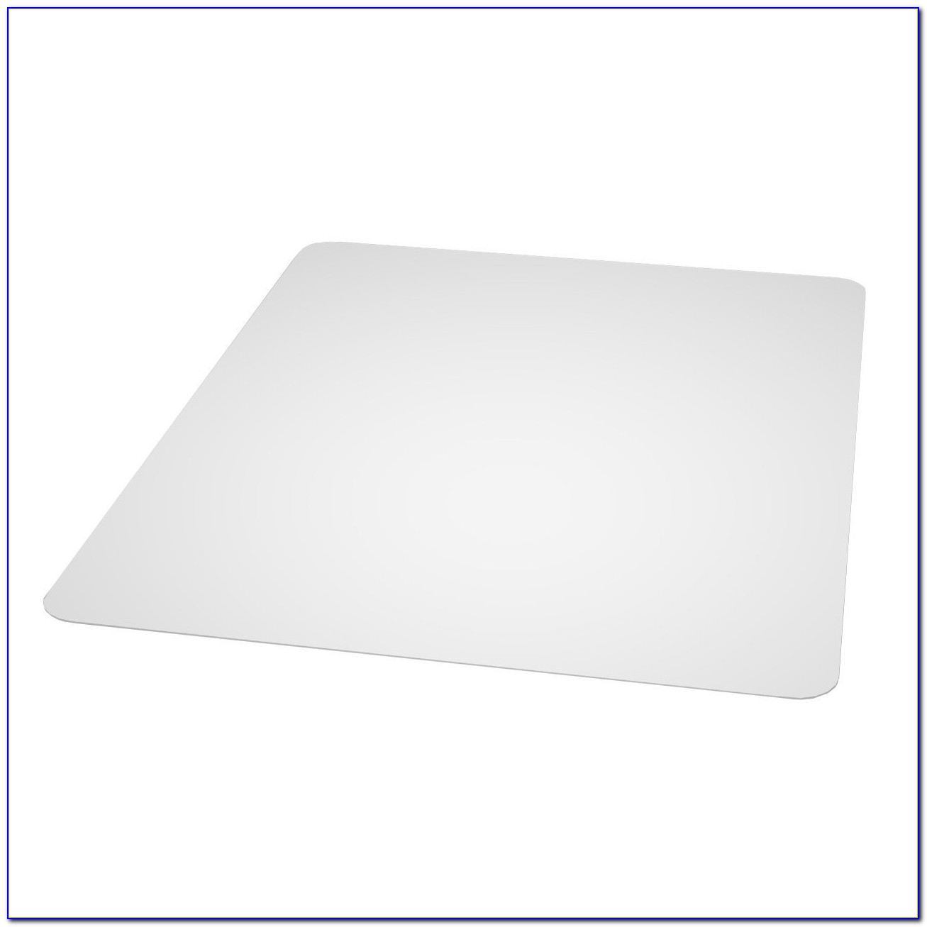 Clear Desk Protector Mat