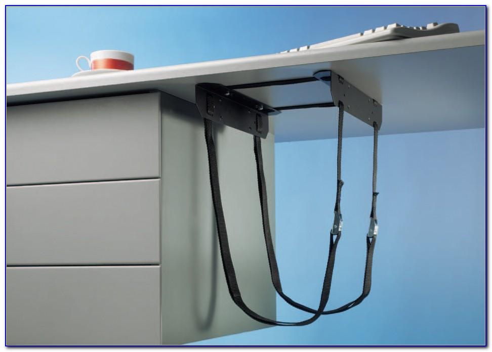 Computer Bracket Under Desk