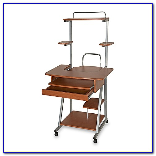 Computer Desk On Casters Canada